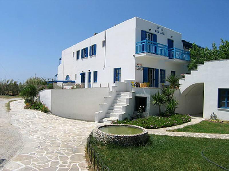 Aparthotel Agia Anna - Agia Anna - Naxos